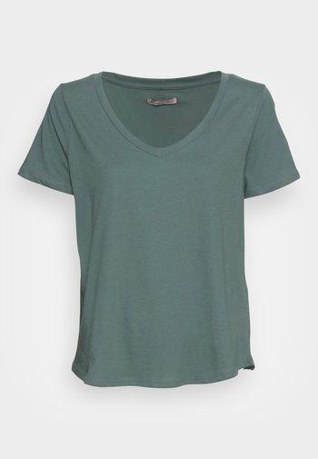 T-shirt basic - light green