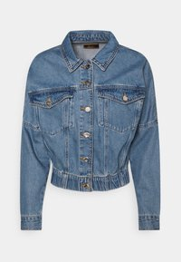 ONLY - ONLRAVE LIFE JACKET - Denim jacket - medium blue denim - 0