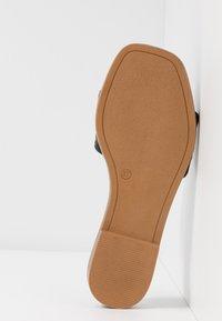 Tamaris - SLIDES - Pantofle - black - 6