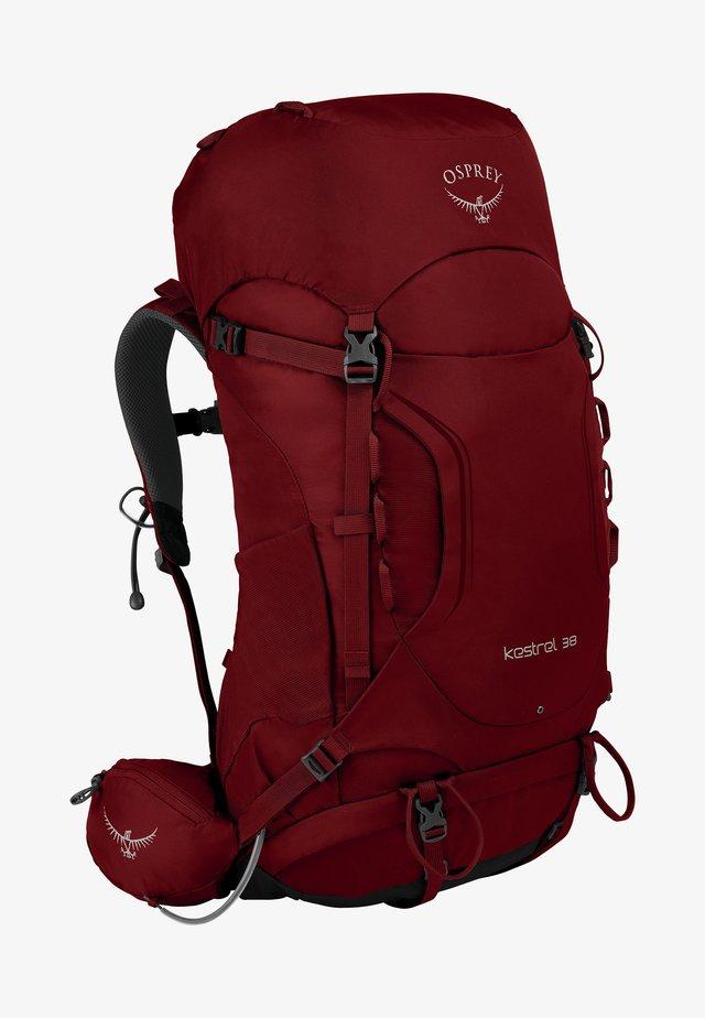 Rucksack - rogue red
