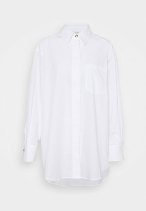 REBECKA - Button-down blouse - white