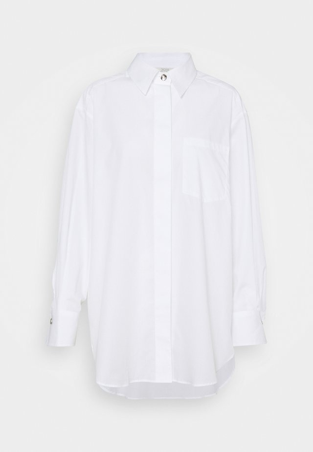 REBECKA - Camicia - white