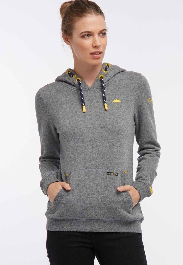 Luvtröja - gray melange