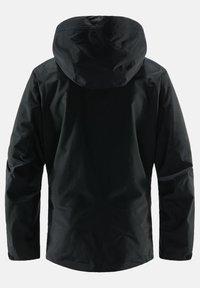 Haglöfs - ASTRAL GTX JACKET - Hardshell jacket - true black - 6