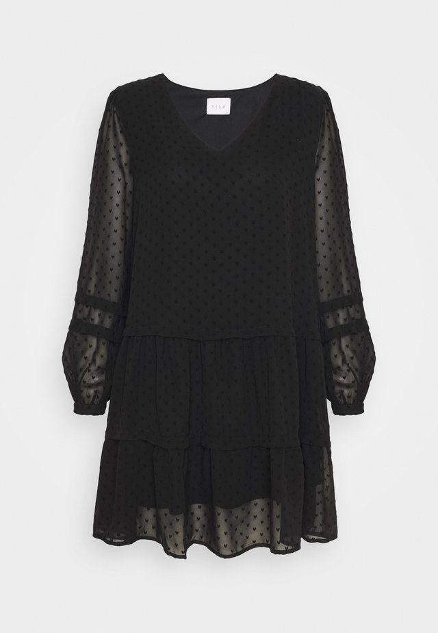 VIMOSI DRESS - Kjole - black