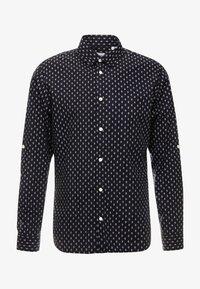Jack & Jones - JORWIND SHIRT - Skjorta - navy blazer/white - 5