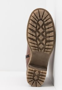 Anna Field - LEATHER WINTER BOOTIES - Zimní obuv - brown - 6