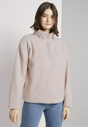 Sweatshirt - soft beige