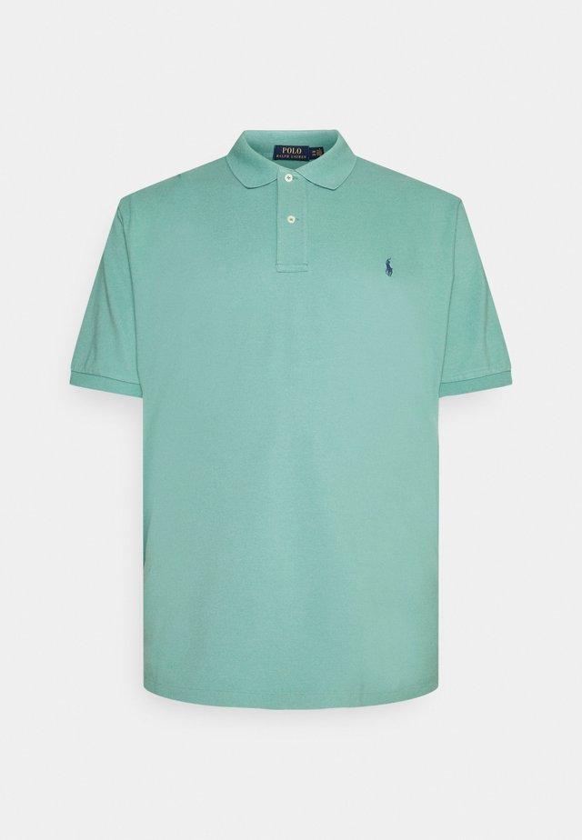 BASIC - Polo shirt - seafoam