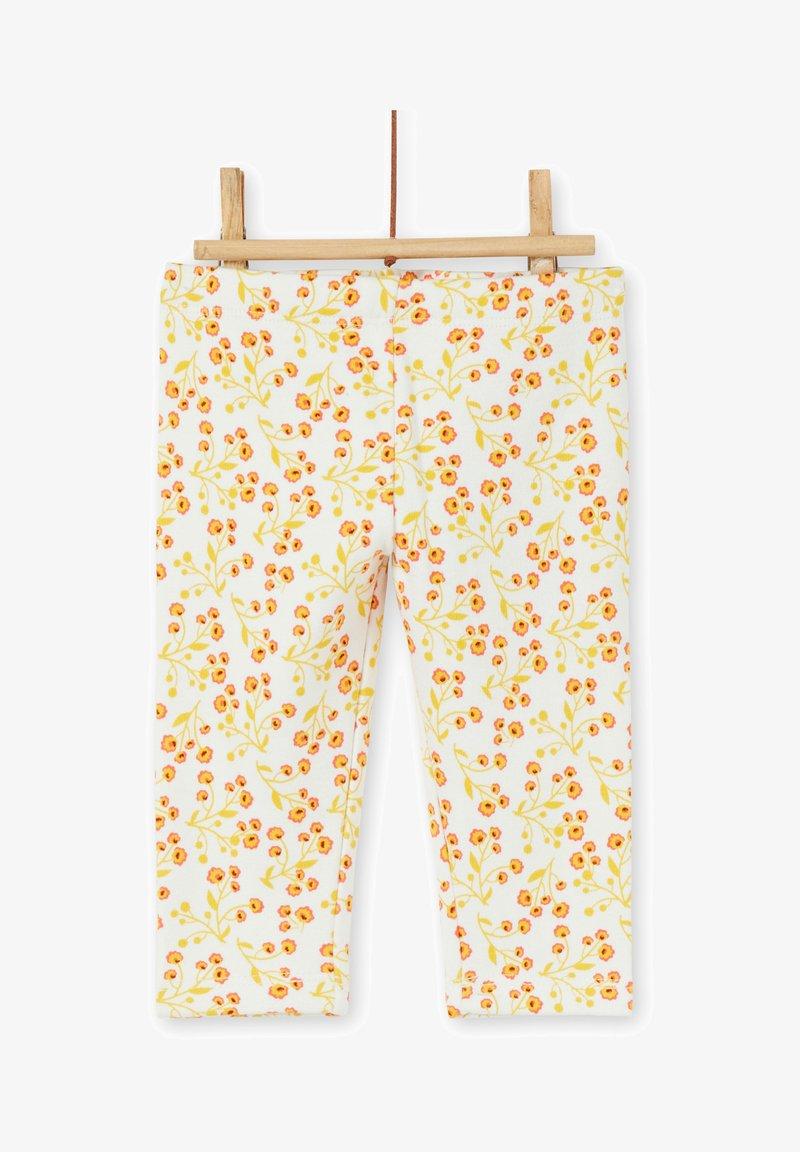 Du Pareil au Même - Leggings - Trousers - off white