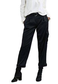 RIANI - Cargo trousers - schwarz - 0