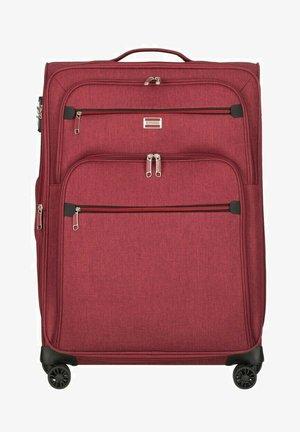 COMFORT LINE II - Wheeled suitcase - rot