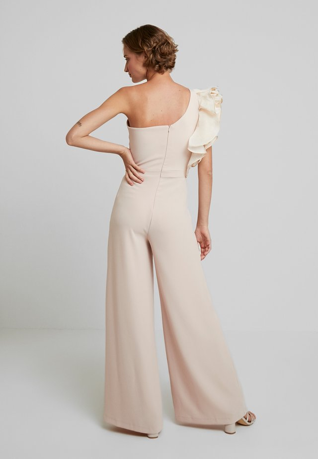 RONA - Overall / Jumpsuit - nude