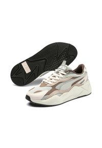 Puma - RS-X UNISEX - Sneakers laag - rosewater-glacier gray - 3
