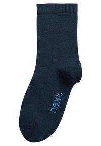 Next - 7 PACK - Socks - blue - 1