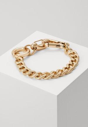 SECTION CHAIN BRACELET - Armbånd - gold-coloured