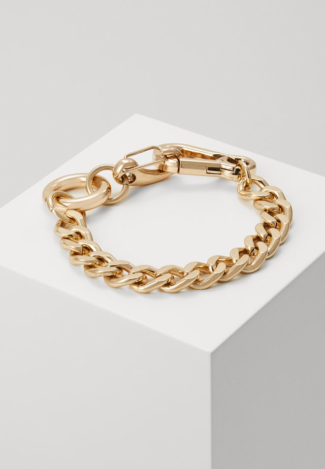 SECTION CHAIN BRACELET - Bransoletka - gold-coloured