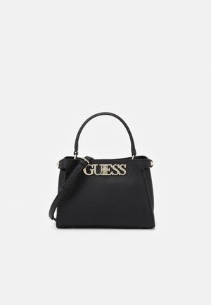 UPTOWN CHIC SATCHEL - Handbag - black