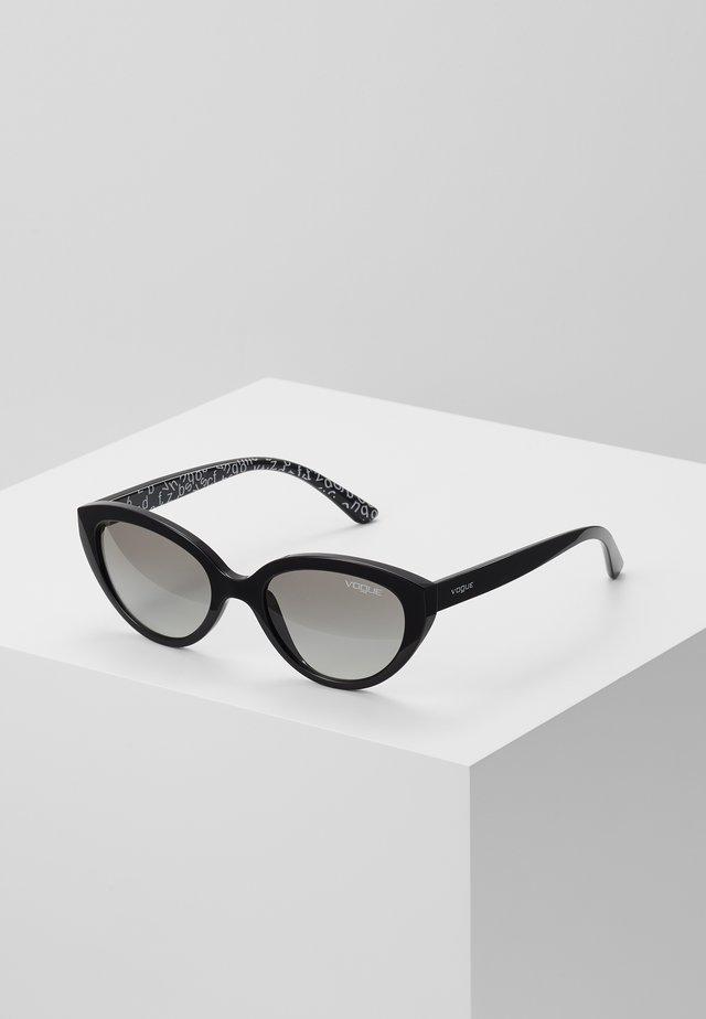 VJ SUN - Sluneční brýle - black