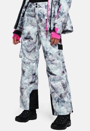 Pantalon de ski - multi-coloured