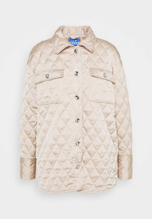 CELINACRAS JACKET - Light jacket - toasted almond