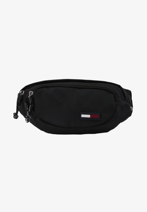 CAMPUS BOY BUMBAG - Ledvinka - black