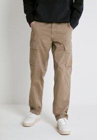 Levi's® - XX TAPER CARGO II - Cargo trousers - brindle back - 0