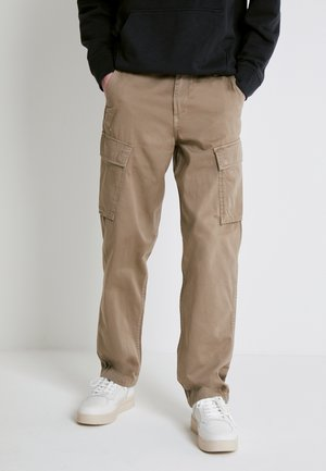 Pantalon cargo - brindle back