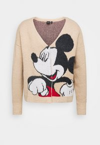 Desigual - JERS MICKEY - Gilet - arena - 4
