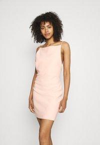 Bec & Bridge - MADDISON BOAT DRESS - Cocktail dress / Party dress - peach - 0
