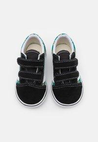 Vans - OLD SKOOL  - Sneakers basse - black/alpine green - 3