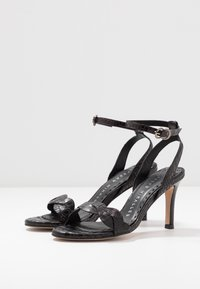 Pedro Miralles - High heeled sandals - nero - 4