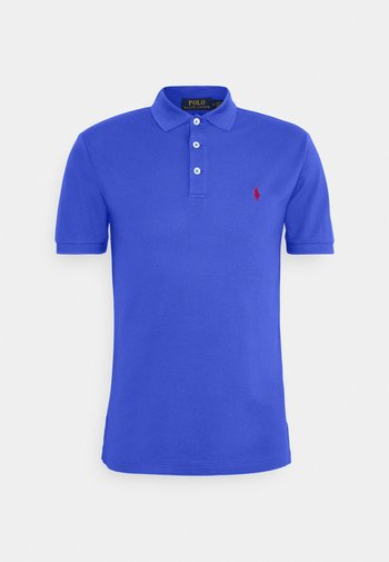SLIM FIT - Polo shirt - scottsdale blue