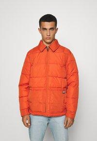 Volcom - HOBRO JACKET - Winter jacket - military - 6