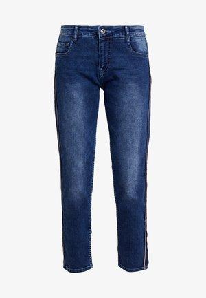 DA BOYFRIEND - Straight leg jeans - dark blue