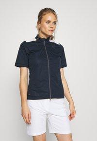 Cross Sportswear - WIND - Větrovka - navy - 0