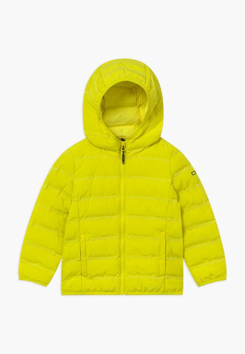 CMP - BOY  FIX HOOD - Outdoorová bunda - lemonade