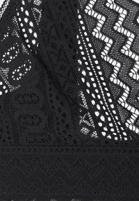 Etam - VOYAGE N°8 BRASSIERE - Triangle bra - noir - 5