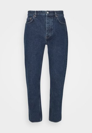 BEN  ITALY - Relaxed fit jeans - stone blue