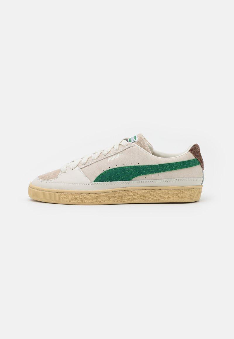 Puma - X RHUIGI - Basketball shoes - whisper white/juniper