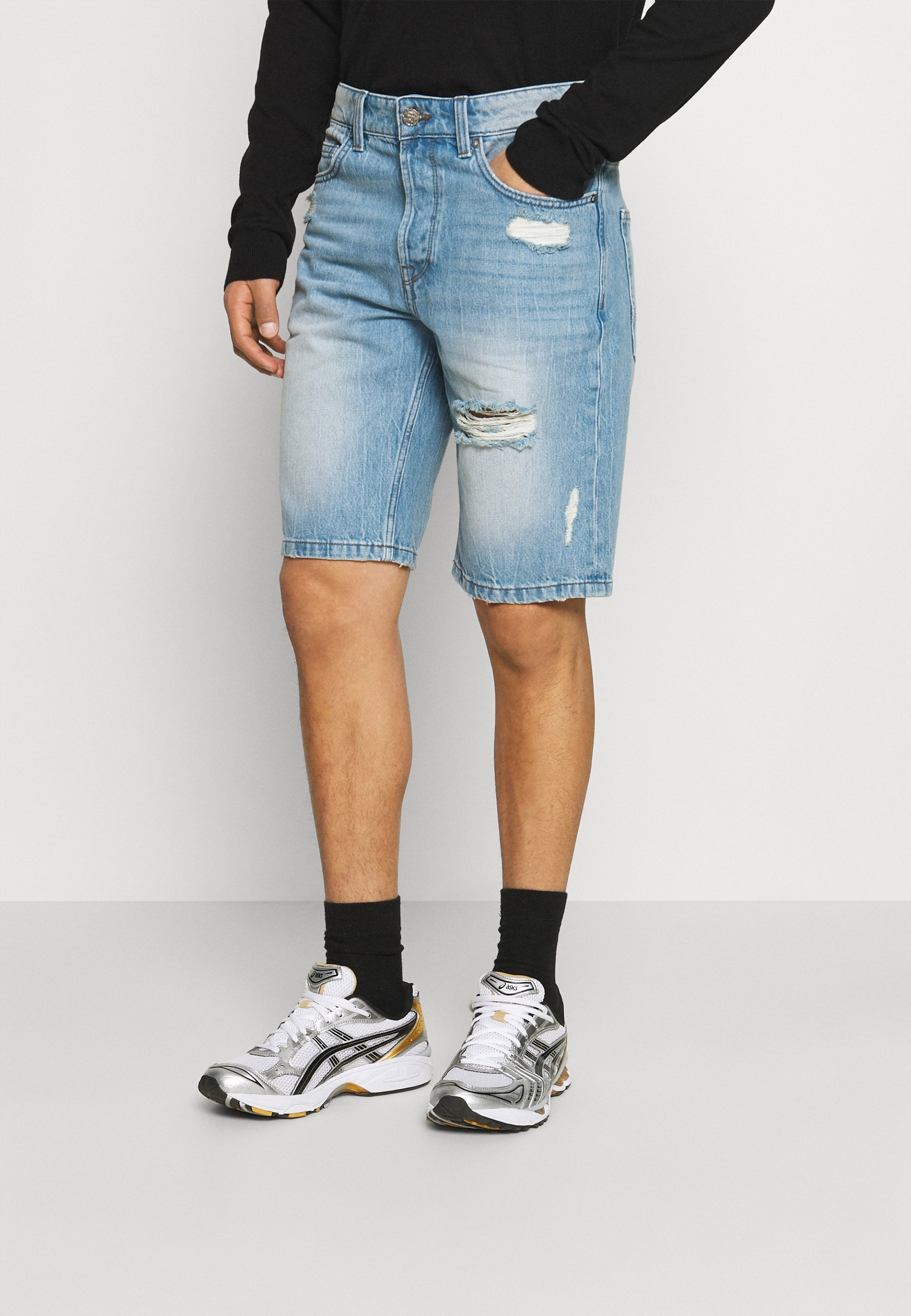 Homme ONSAVI LIFE  - Short en jean