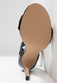 KIOMI - Sandaler med høye hæler - black - 6