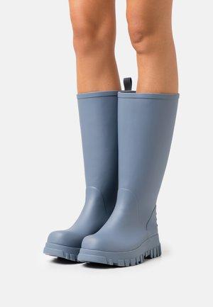 SOGNSVANN BOOTS - Wellies - blue
