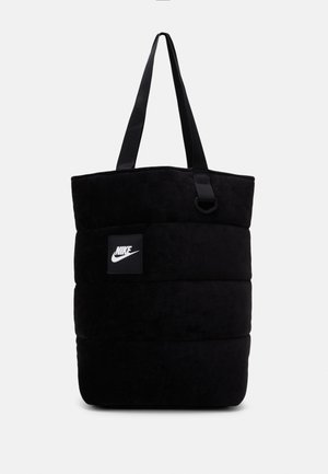 SPORTSWEAR - Tote bag - black/white