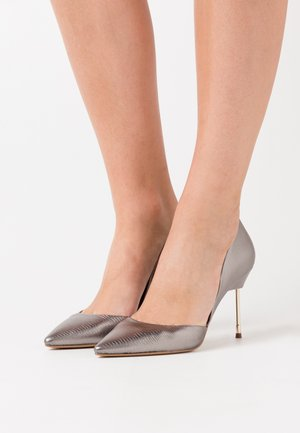 BOND - High heels - gunmetal