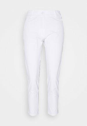 ARKOSE TROUSER - Kalhoty - white