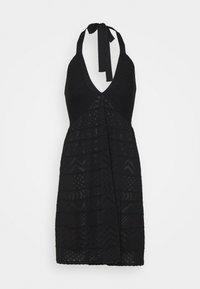 M Missoni - ABITO SENZA MANICHE - Jumper dress - black - 0