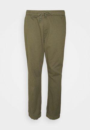 ONSLINUS LIFEWORK - Spodnie materiałowe - olive night