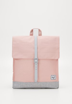 CITY MID VOLUME - Ryggsäck - mellow rose/light grey