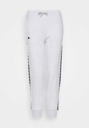 HARRIET - Tracksuit bottoms - mottled grey